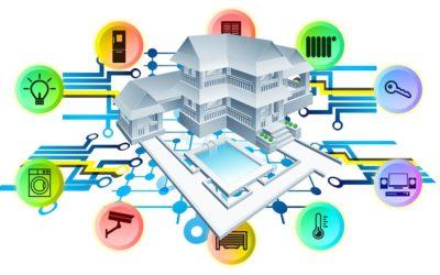 Soluzione domotica per un moderno condominio